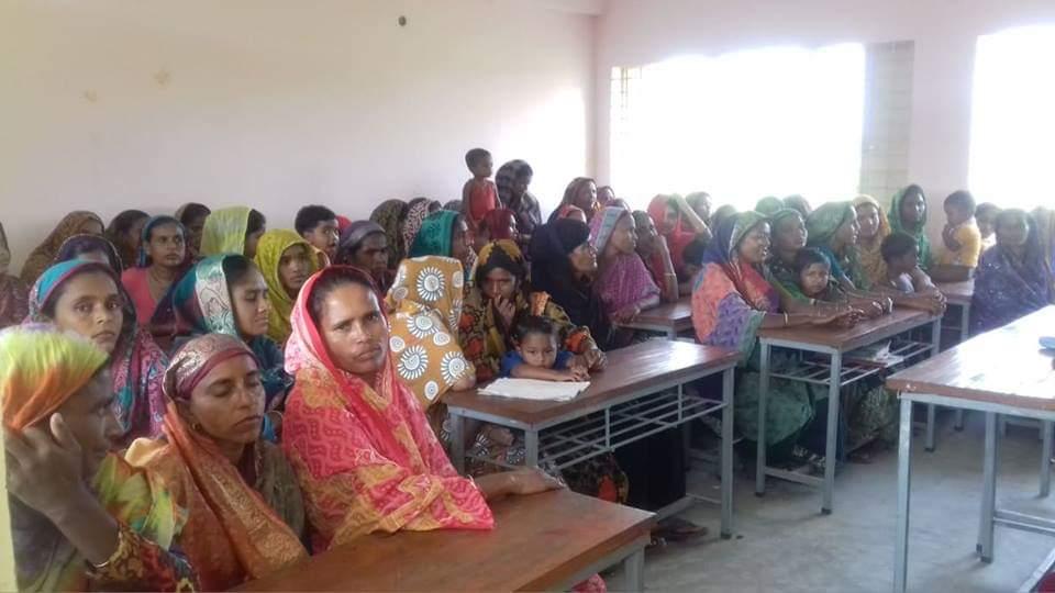 হাজী আব্দুল জলিল মুন্সী সরকারী প্রাথমিক বিদ্যালয়ে অভিভাবক সভা