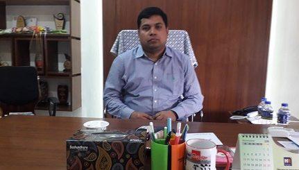 ভেদরগঞ্জ উপজেলায় তানভীর আল নাসীফ-এর ইউএনও হিসেবে যোগদান